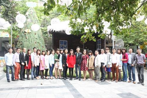 YNNO PHARMA - GIÁNG SINH TƯNG BỪNG 2015