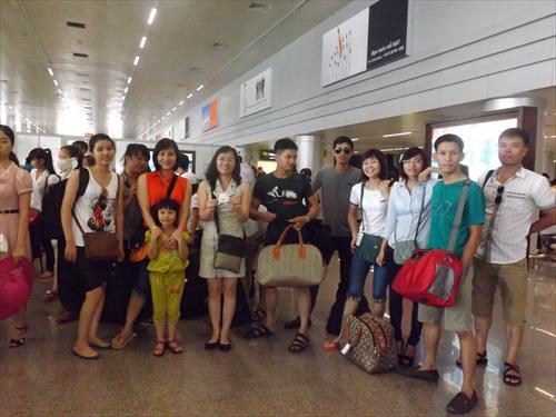 YNNO PHARMA tổ chức cho CBCNV tham quan nghỉ mát tại  Đà Nẵng - Hội An (tháng 7/2013)